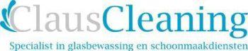 Glazenwasserij & schoonmaakbedrijf ClausCleaning