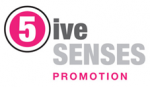 5ive Senses promotion