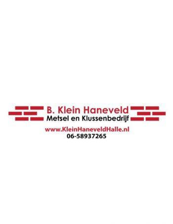 Metsel en Klussenbedrijf B. Klein Haneveld