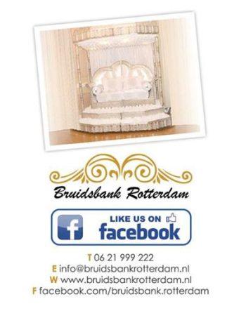 Bruidsbank Rotterdam