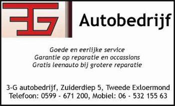Autobedrijf 3-G