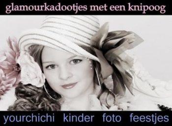 kinder makeupfeest yourchichi Fotofeest