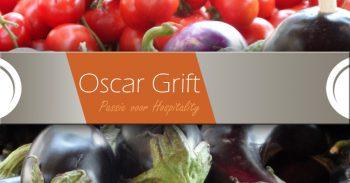 Oscar Grift catering