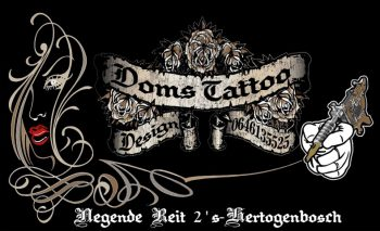 domstattoo design