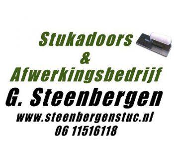 Stukadoors & Afwerkingsbedrijf G. Steenbergen