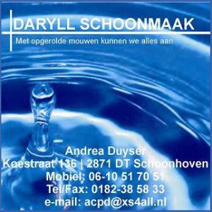Daryll Schoonmaak