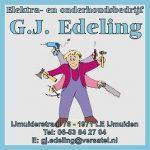 Elektra- en onderhoudsbedrijf G.J. Edeling
