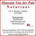 Hussain Van der Putt notariaat