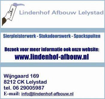 Lindenhof Afbouw Lelystad