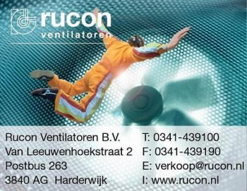 Rucon Ventilatoren b.v.