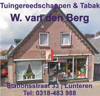 Tabak en Tuingereedschappen W. van den Berg