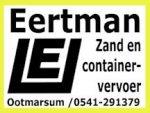 Eertman zand en containervervoer