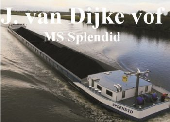 J van Dijke vof MS Splendid