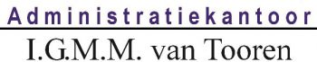 Administratiekantoor Van Tooren
