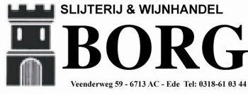 Slijterij en Wijnhandel Borg