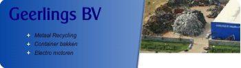 Geerlings Metaal Recycling BV