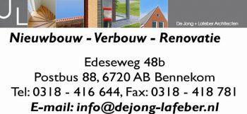De Jong + Lafeber Architecten