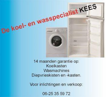 De Koel- en wasspecialist Kees