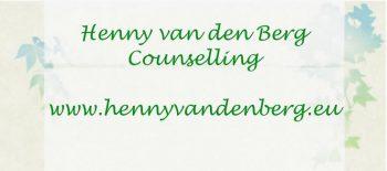 Henny van den Berg Counselling