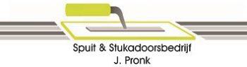 J. Pronk Spuit en Stukadoorsbedrijf