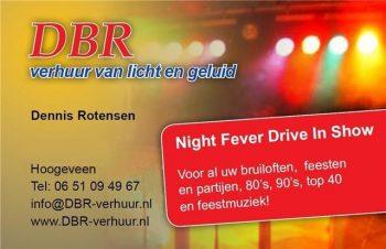 DBR licht en geluid verhuur