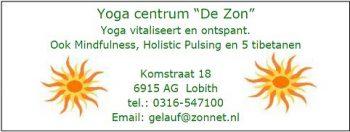 Yoga Centrum De Zon