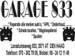Garage 833