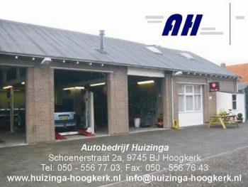 Autobedrijf Huizinga