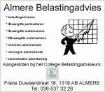 Almere belastingadvies