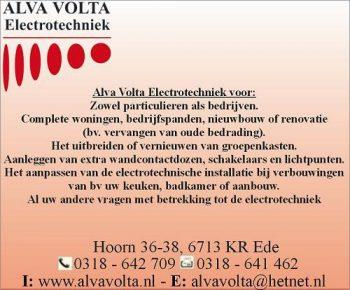 Alva volta electrotechniek