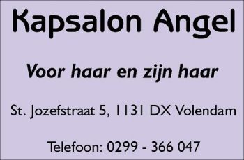 Kapsalon angel