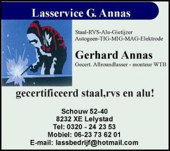 Lasservice g. annas