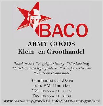 Baco army goods