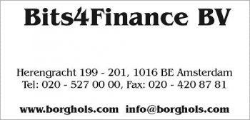 Bits4finance bv