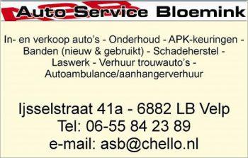Autoservice bloemink