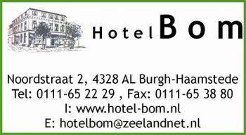 Hotel bom