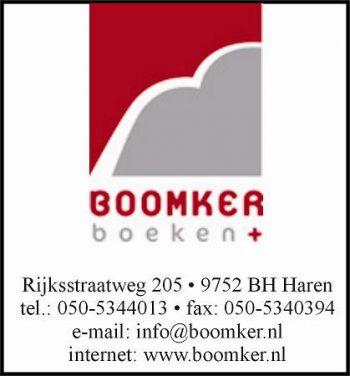 Boomker boeken