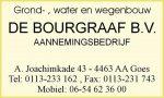 Grond-, water en wegenbouwbedrijf de bourgraaf bv