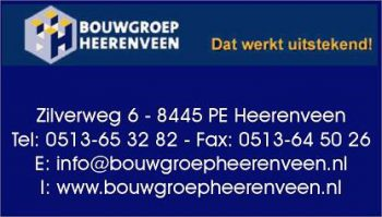 Bouwgroep Heerenveen