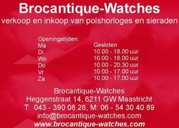 Brocantique watches