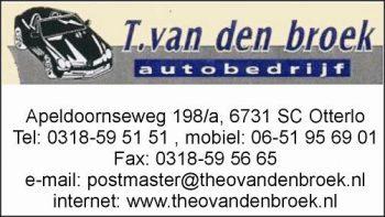 T. van den broek autobedrijf