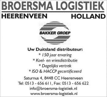 Broersma logistiek Heerenveen