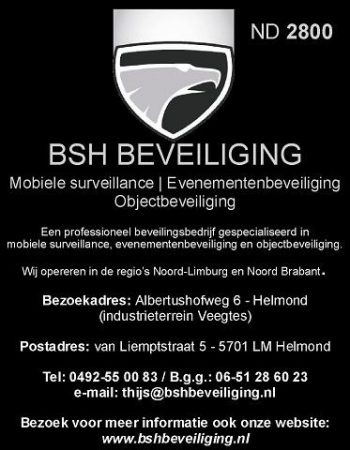 BSH Beveiliging