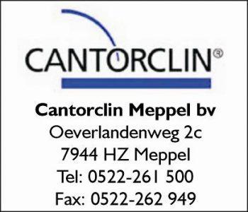 Cantorclin meppel bv
