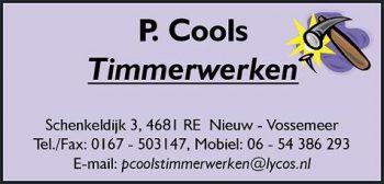 P. Cools timmerwerken