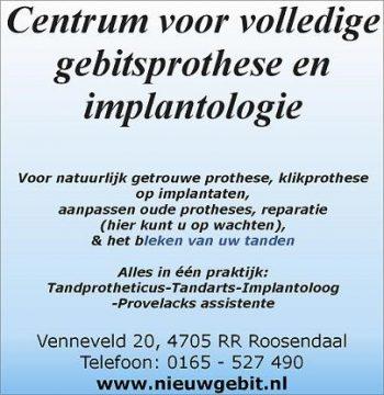 Centrum voor volledige gebitsprothese en implantologie