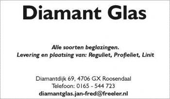 Diamant glas