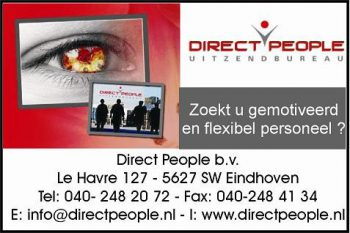 Direct people uitzendbureau