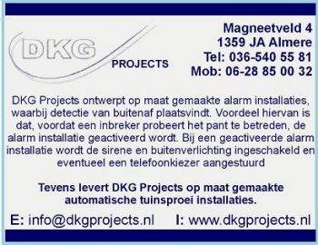Dkg projects