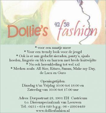 Dollie s fashion